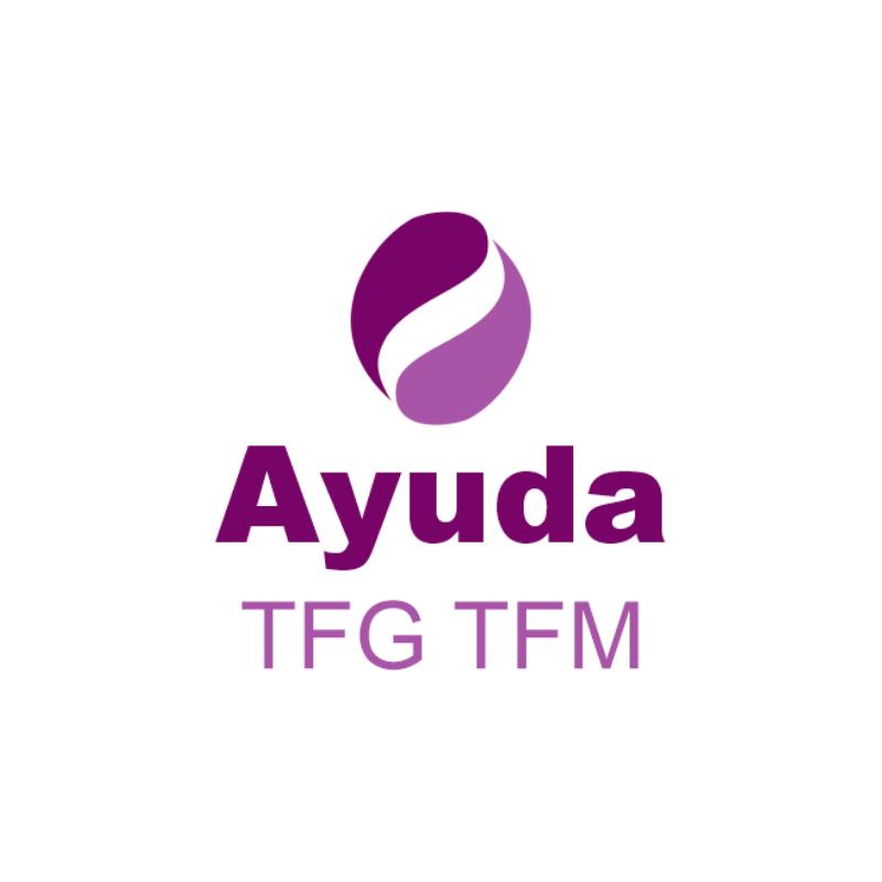 Ayuda TFG TFM